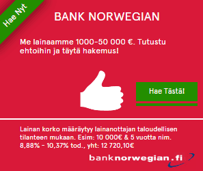 Bank Norwegian Laina