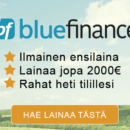 Blue Finance Joustoluotto