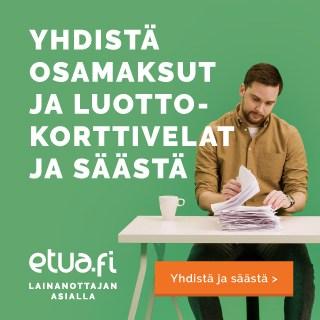 Etua.fi Yhteistyökumppani